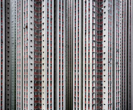 Michael Wolf, Architecture of Density #28