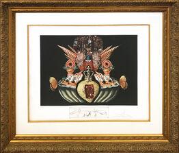 Salvador Dalí, LES CHAIRS MONARCHIQUES
