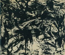 Jackson Pollock, Number 3
