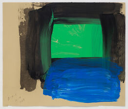 Howard Hodgkin, Springtime