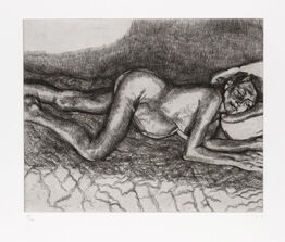 Lucian Freud, Before the Fourth