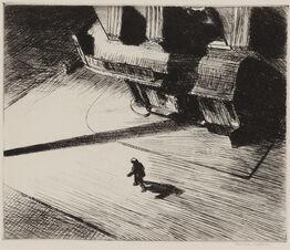 Edward Hopper, Night Shadows