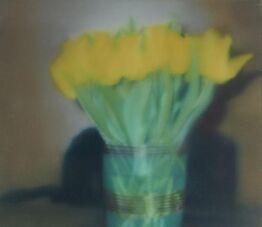 Gerhard Richter, Tulips (P17)