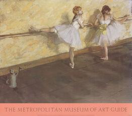 Edgar Degas, Dancers Practicing at the Bar