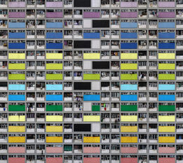 Michael Wolf, Architecture of Density #99