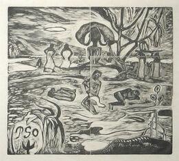 Paul Gauguin, Mahana Atua (Le Jour des dieux)