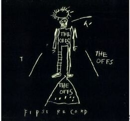 Jean-Michel Basquiat, The Offs (Black Vinyl)