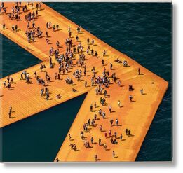 Christo, Christo and Jeanne-Claude. The Floating Piers.