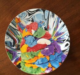Jeff Koons, Play-Doh