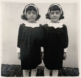 Diane Arbus, Identical Twins, Roselle, NJ