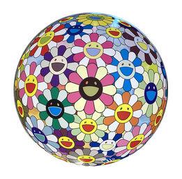 Takashi Murakami, Flower Ball (3D) Cosmos