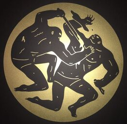 Cleon Peterson, Destroying The Weak