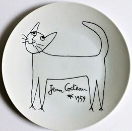 Jean Cocteau, Cat