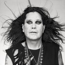 Martin Schoeller, Ozzy Osbourne