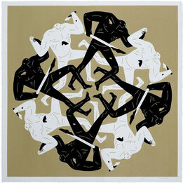 Cleon Peterson, Eclipse (Gold)