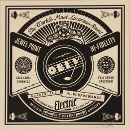 Shepard Fairey, Luxurious Sound