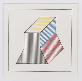 Sol LeWitt, Twelve forms derived from a cube (1)