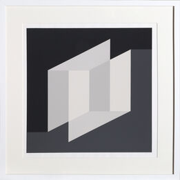 Josef Albers, Portfolio 2, Folder 26, Image 1 from Formulation: Articulation