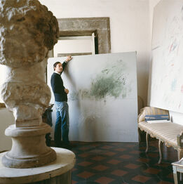 Horst P. Horst, Cy Twombly - Untitled #24