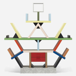 Ettore Sottsass, Carlton bookcase