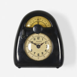 Isamu Noguchi, Measured Time clock and kitchen timer
