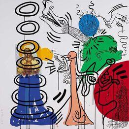 Keith Haring, Apocalypse #5