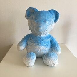 Daniel Arsham, Cracked Bear