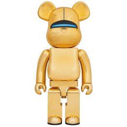 BE@RBRICK, Sorayama Sexy Robot Gold 1000%