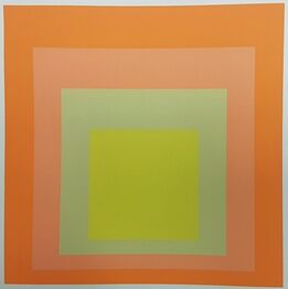 Josef Albers, Hommage au Carre (Homage to the Square)