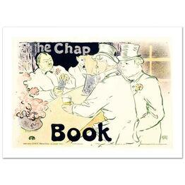Henri de Toulouse-Lautrec, The Chap Book