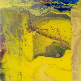 Gerhard Richter, P5 (Flow)