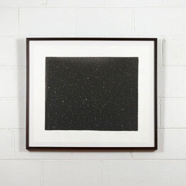 Vija Celmins, Night Sky