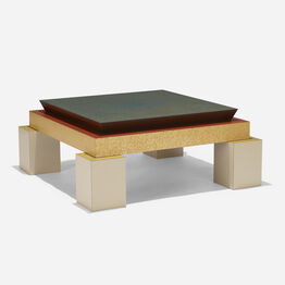 Ettore Sottsass, Holebid coffee table