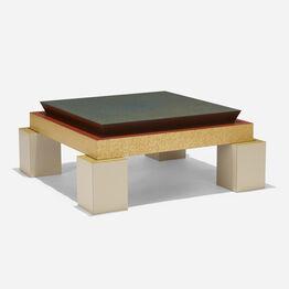 Ettore Sottsass, Holebid coffee table