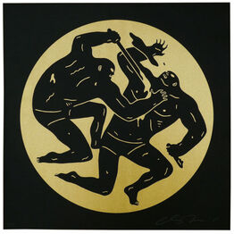 Cleon Peterson, Destroying The Weak 2 - Gold