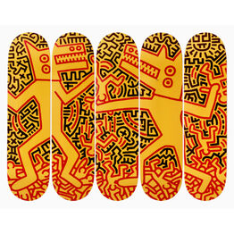 Keith Haring, Monsters