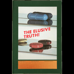 Damien Hirst, The Elusive Truth (Two Pills)