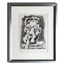 Pablo Picasso, Le Fumeur IV