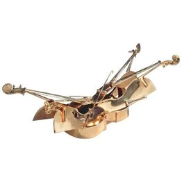 Arman, Cellos Bronze Coffee Table, Signed and Numbered