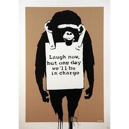 Banksy, Laugh Now