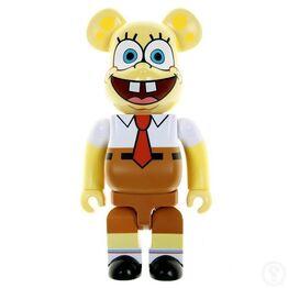 BE@RBRICK, SpongeBob SquarePants 1000%