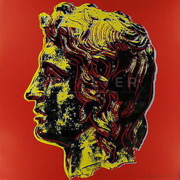 Andy Warhol, Alexander the Great (FS II.292)