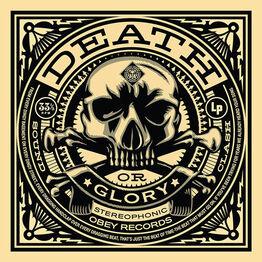 Shepard Fairey, 50 Shades of Black Box Set: Death or Glory