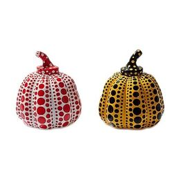 Yayoi Kusama, Pumpkins (set of two)