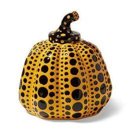 Yayoi Kusama, Pumpkin (Yellow)