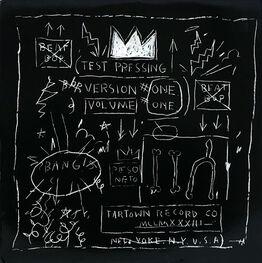 Jean-Michel Basquiat, Basquiat Beat Bop Vinyl Record