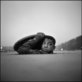 Gordon Parks, Invisible Man