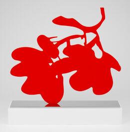 Donald Sultan, Red Lantern
