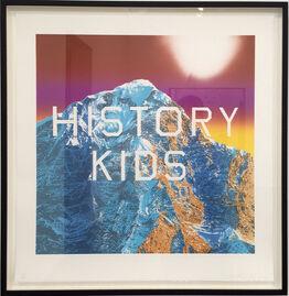 Ed Ruscha, History Kids