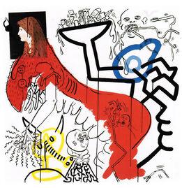 Keith Haring, Apocalypse 4